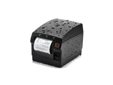 SRP-F310II - Thermo-Bondrucker mit Front-Ausgabe, 80mm, USB + Ethernet + Bluetooth, schwarz