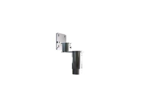 Bildschirmhalterung - VESA 75/100, Rohrdurchmesser 54mm, Höhe 110mm, Länge des Auslegers 90mm, drehbar für Flexi Stand