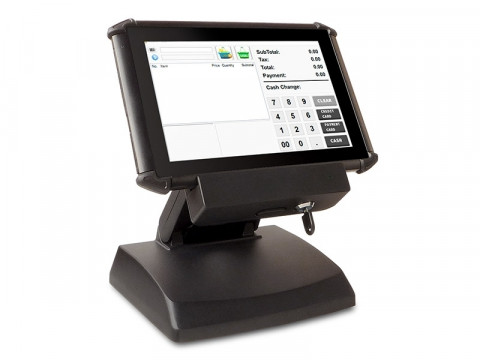"""DT-10A Xplore - Robustes 10"""" Tablet, Android 7.1, WLAN, inklusive Dockingstation"""