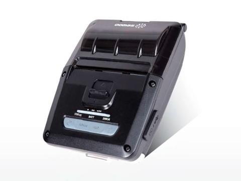 LK-P34 - Mobiler Thermo-Bondrucker, 80mm Papierbreite, manueller Abschneider, USB + WLAN