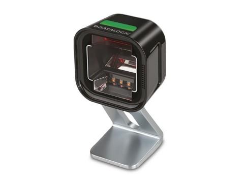 Magellan 1500i - 2D-Präsentationsscanner, RS232-KIT, Kippständer, schwarz
