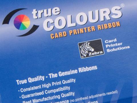 5095 resin - Farbband High Performance Harz, 74m x 33mm, 1/2 Zoll-Kern, außen beschichtet