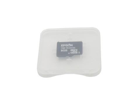 TSE MicroSD-Karte, Zertifikatslaufzeit 5 Jahre, Lebensdauer 20 Mio. Signaturen