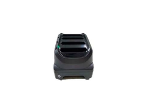 4-fach Akku-Ladegerät (für Standard und erweiterte Akkus) für TC21 und TC26