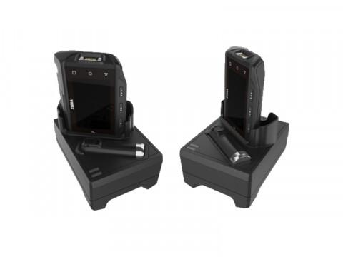 1-fach Lade- und Übertragungsstation, USB für WT6000