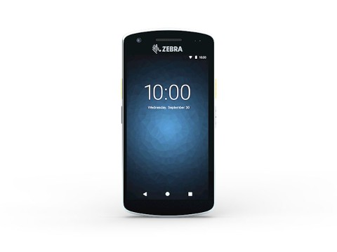 EC50 - Mobiler Computer, Android 10, 4GB RAM / 64GB Flash, 1D/2D omnidirektionaler Imager (SE4100), 8-PIN rückseitiger Anschluss