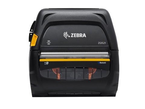 ZQ521 - Mobiler Etikettendrucker, thermodirekt, 203dpi, Druckbreite 104mm, Bluetooth, linerless