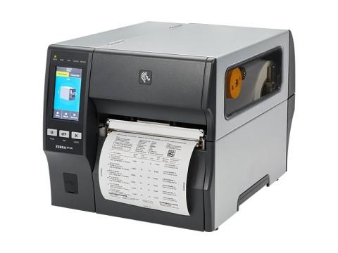 ZT421 - Etikettendrucker, TT, 203dpi, Ethernet + RS232 + USB + Bluetooth 4.1