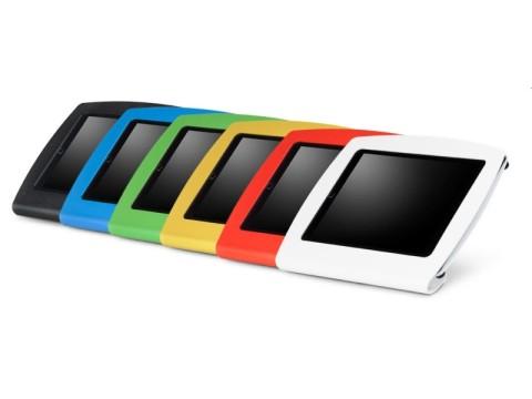 C-Frame - Tablethalter (hochstehend) mit Rotationselement für Apple iPad Air und iPad Air 2