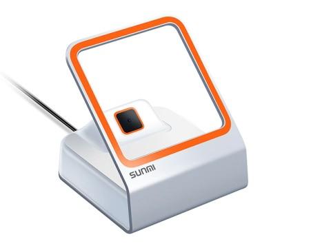 Blink - QR-Code Leser, USB (speziell für Mobiltelefone angedacht - Hintergrundbeleuchtung)