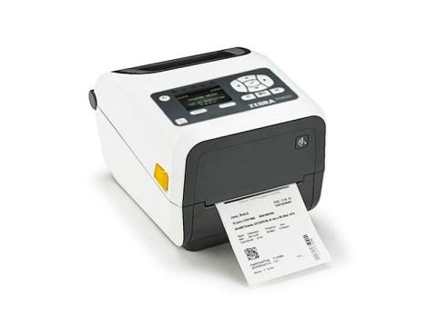ZD620 - Etikettendrucker für das Gesundheitswesen, mit LCD-Display, 300dpi, thermotransfer