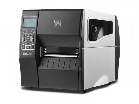 ZT230 - Etikettendrucker, Thermotransfer, 203dpi, Standard Version, Seriell und USB
