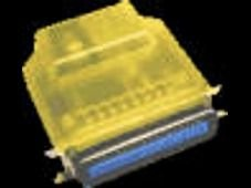 Printserver Centronics Fast - Ethernet XT-Micro-II-C 10/100 Base TX incl. Netzteil