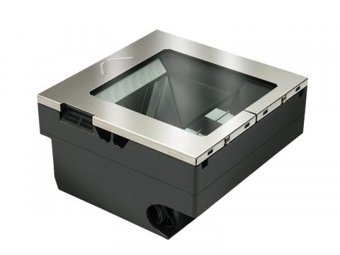 Magellan 3550HSi - 2D-Einbau-Barcodescanner, USB Keyboard-Kit mit Saphir-Glas und Standard-Tischbesfestigung