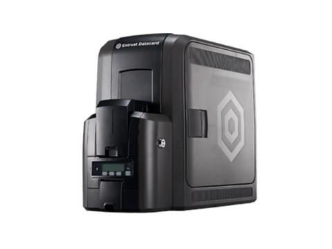 CR805 - Retransfer-Kartendrucker, beidseitiger Druck, USB + Ethernet