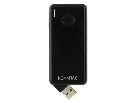 KDC30i - Datensammler mit Laserscanner, USB und Bluetooth, schwarz- MFi für Iphone und Ipad
