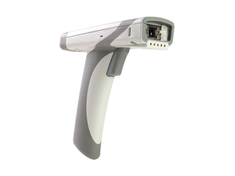 CR2600 - 2D-Imager mit Pistolengriff, Bluetooth, weiss, KIT inkl. Akku, Ladestation, Modem, USB-Kabel und Netzteil