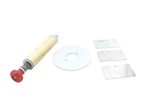 LD-AWB - Verstellbares, verschleißfreies Bremssystem für LD-100-Serie und LD-200-Serie