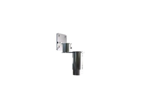 Bildschirmhalterung - VESA 75/100, Rohrdurchmesser 54mm, Höhe 110mm, Länge des Auslegers 120mm, drehbar für Flexi Stand