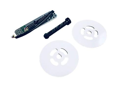 Rollenhalter mit Papierende-Sensor für TG2460H und TG1260HIII