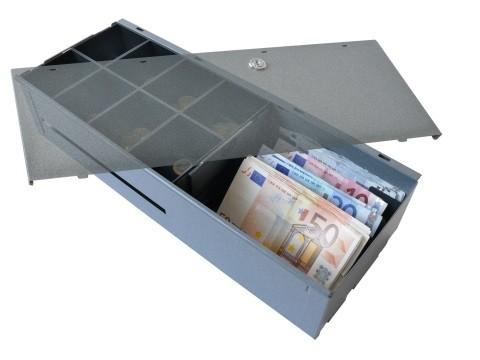 KE 4522E-D - Kasseneinsatz optional mit abschliessbarem Deckel für 4522 E-KE-D