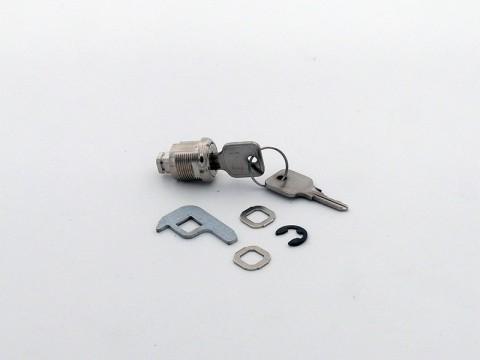 Schloss + 2 Schlüssel für AC-4280 Kassenlade, Schließung 1-25