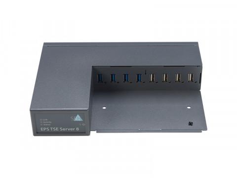 TSE Server 8 - Fiscal Server für Deutschland, 8 TSE-Ports, 1 Ethernet-Port