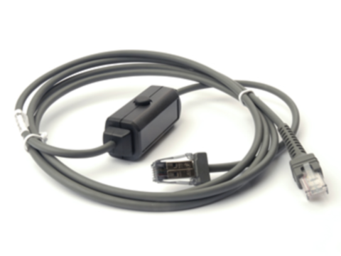IBM-Kabel - 468x/9x, Port 9B, gerade für MT2070, DS9808 und DS9208