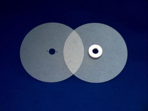 Innerer Flansch (300mm, für Quick-Chuck, Kern 38, 40 und 44mm) für CAT-3-CHUCK, CAT-3-TA-CHUCK, CAT-40-Serie, CAT-4-CHUCK, CAT-3-LC-Serie