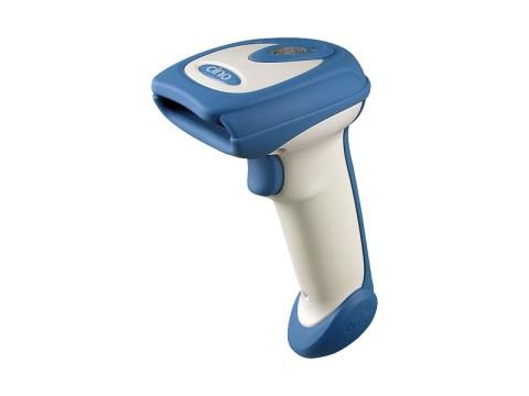 FuzzyScan F780HC - CCD-Barcodescanner für das Gesundheitswesen, USB, weiss