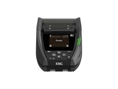 Alpha-30L - Mobiler Beleg- und Etikettendrucker, 80mm, 203dpi, USB-C + Bluetooth + WLAN, linerless