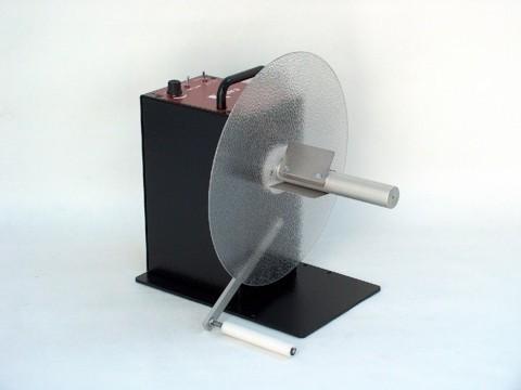 CAT-3-TA-STANDARD - externer Etiketten-Ab-/Aufwickler inkl. Justierer/Spann-Arm, 76mm Kern, 30.5cm Rollendurchmesser