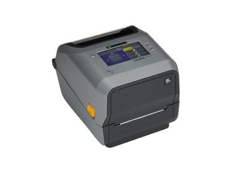 ZD621 - Etikettendrucker, thermotransfer, 300dpi, USB + RS232 + Bluetooth BTLE5 + Ethernet + WLAN, Display