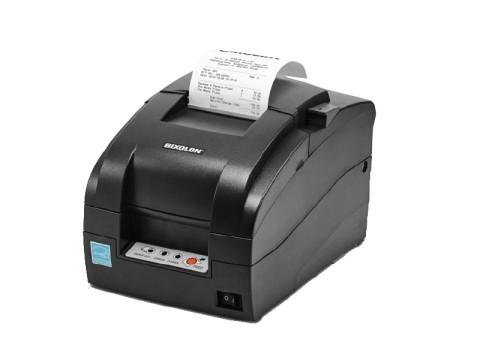 SRP-275III - Nadeldrucker, 76.5mm, USB + RS232, schwarz