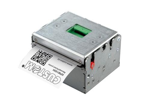 KPM180H - Einbaudrucker mit Abschneider und Ejektor, thermodirekt, 82.5mm, USB + RS232 + Ethernet