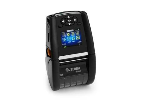 ZQ610 - Mobiler Bon- und Etikettendrucker, Druckbreite 48mm, Bluetooth 4.1 + WLAN