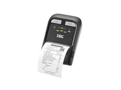 TDM-20 - Mobiler Beleg- und Etikettendrucker, 58mm, 203dpi, Druckbreite 48mm, USB + NFC + MFi Bluetooth 5.0