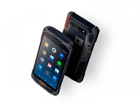 """L2 - Mobiles Industrie Touchterminal, 5"""" Display, Android 7.1, 3GB/32GB"""