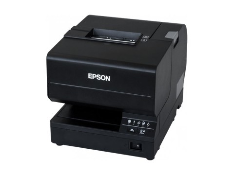 TM-J7200 - Mehrstations-Tintenstrahldrucker, USB + Ethernet, schwarz