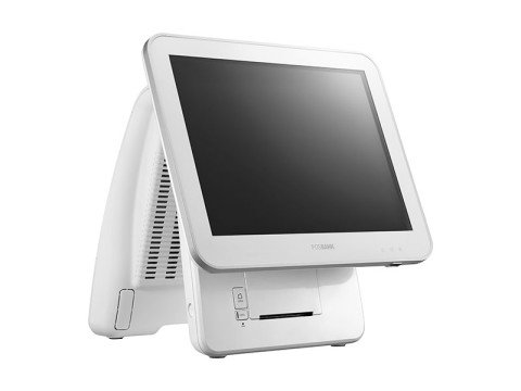 "Imprex Prime i5 - Touchsystem mit 80mm Bondrucker, Intel Core i5 und kapazitivem 15"" (38.1cm) Touchscreen, weiß"
