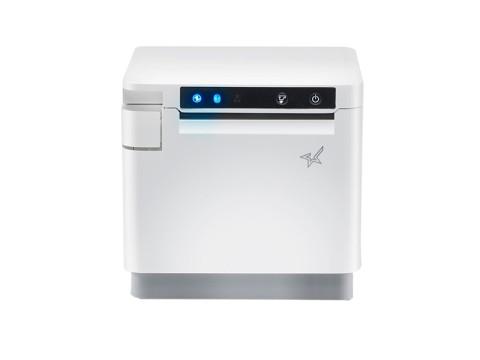 MCP31 CB - Frontausgabe-Bondrucker, thermodirekt, Abschneider, Papierbreite 80mm, Ethernet + USB-C mit SteadyLAN, CloudPRNT + 2-USB-Host-Ports +