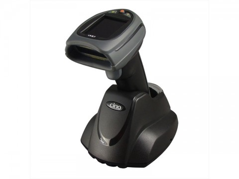 FuzzyScan L780WD - WLAN-Barcodescanner, USB-KIT, schwarz