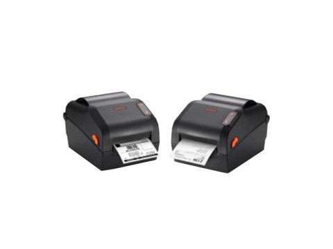 XD5-43d - Etikettendrucker, thermodirekt, 300dpi, USB + USB Host + RS232 + Ethernet + Bluetooth, schwarz