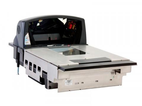 Stratos 2431 - Einbau-Barcodescanner, 1D, Laser, Edelstahl, RS232 + USB + IBM, Diamonexglas (508mm)
