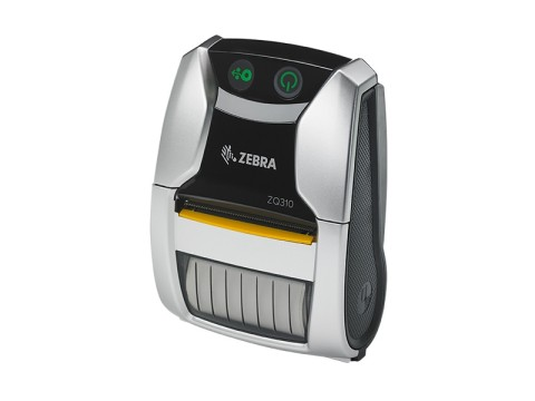 ZQ310 - Mobiler Beleg- und Etikettendrucker, max. Druckbreite 48mm, USB + Bluetooth 4.0