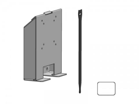 SpacePole Mount - Vesa-Lösung, Wandhalter, gerade